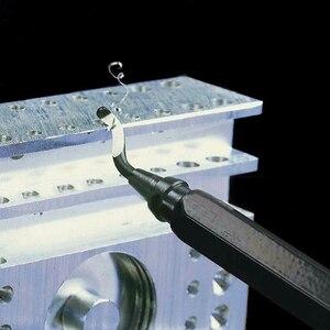 Image 3 - 金属バリ取り実用的な高速バリツールバリ取りハンドルとトリミングカッター刃 RB1000 迅速な置き換え部品