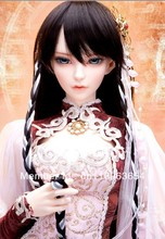bjd3 points fairyland feeple65 siean baby girl doll soom luts volks1pcs