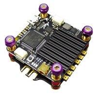 30.5x30.5mm EXUAV Flytower F4 Pro V2 OSD Flight Controller AIO 48CH 25/200/600mW VTX & 35A BL_S DShot600 4In1 ESC For RC Models