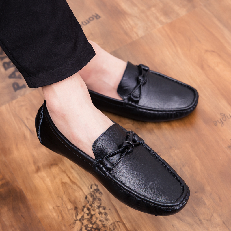 Men Loafers Shoes outdoor Italy Oxfords Business Dress Boat Shoes Formal Oxford Men Flat Shoes Wedding party shoes p4 42