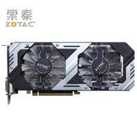Оригинальный ZOTAC GeForce GTX960 4GD5 графика карты Thunderbolt HA для NVIDIA GTX900 GTX960 4GD5 4 г видеокарты 7010 МГц GM206 используется