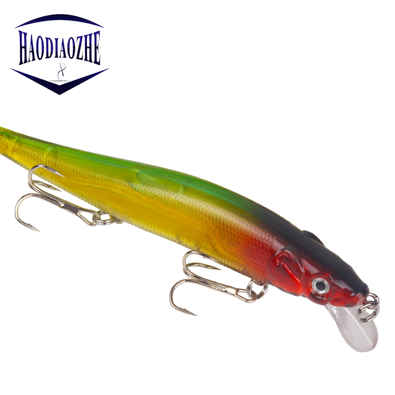 Sinking Floating Minnow Fishing Lures 11.5cm 13.2g Lifelike Artificial 3D Eyes Swimming Hard Baits Pesca Wobblers Fishing Tackle
