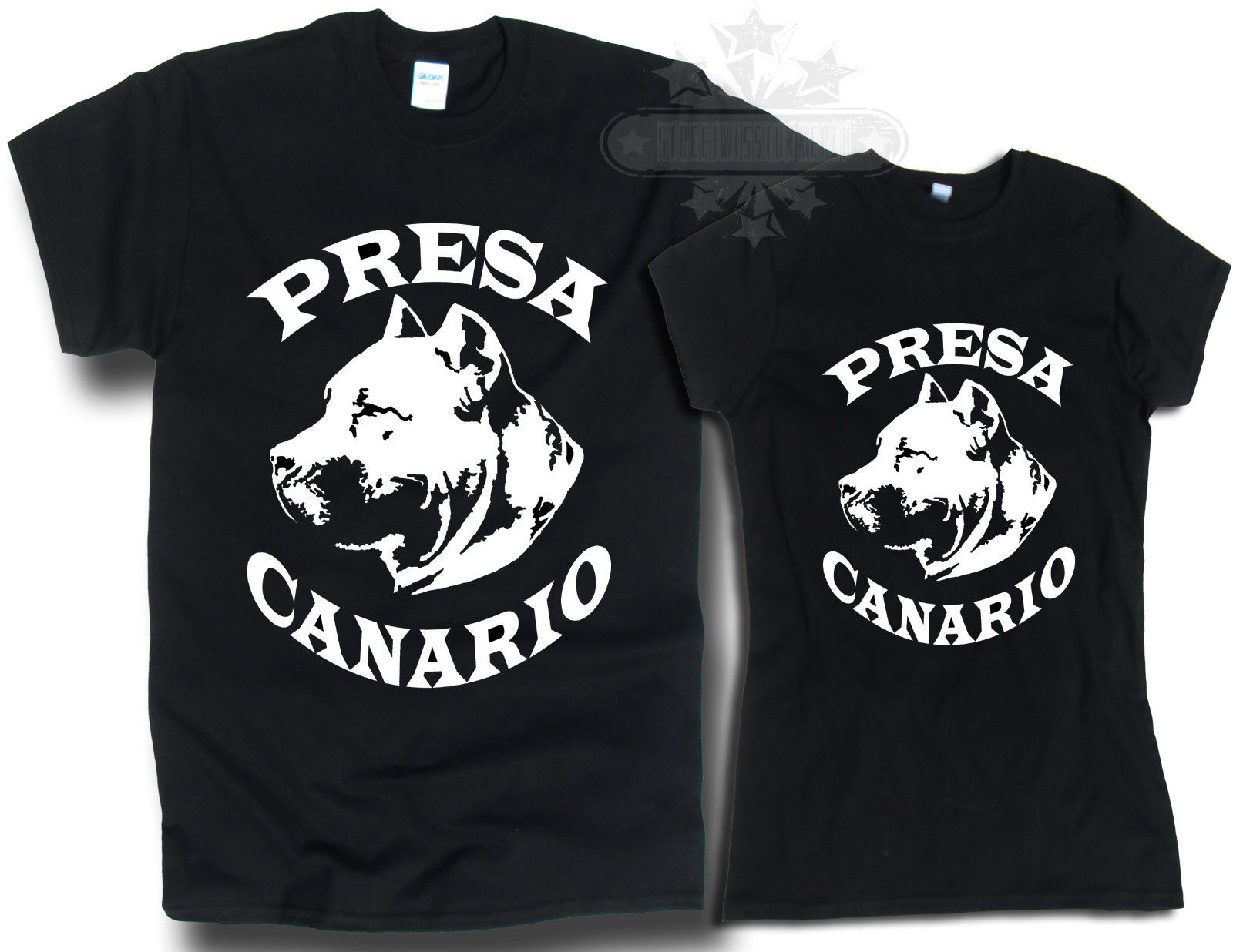 PRESA CANARIO DOG T SHIRT S M L XL XXL 3XL Cool Casual Sleeves Cotton T-Shirt Fashion Classic Quality High Round Style 2018 top