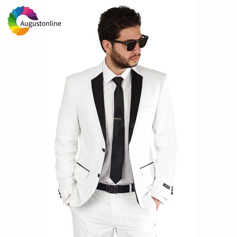 1 Men Suits Wedding Suits Costumes Mariage Homme Men\`s Wedding Suits Terno Masculino Costume Homme Mariage Men Suit with Pants Best Man Blazer Masculino Men\`s Suits Slim Fit Custom Made men suits (17)