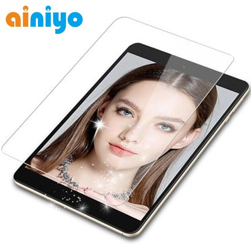 9 H Vidro Temperado Para Teclast M20 ALLDOCUBE M5 M5X M5S M5XS Onda x20 10.1 polegada Tablet PC Protetor de Tela filme