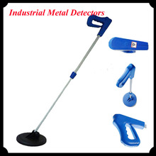 1pc Ground Searching Metal Detector with 1.5m Detecting Depth in Light Blue MD1005