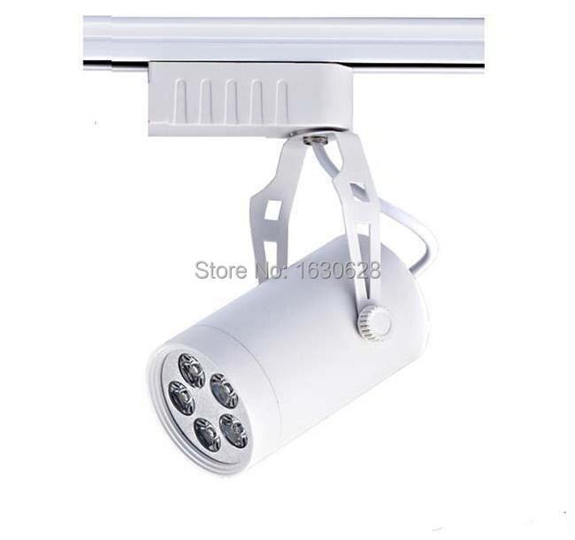 Холодный белый светодиодный Трек 14 Вт 120 Угол луча СВЕТОДИОДНЫЙ потолочный светильник AC 85-265 в Led точечное освещение+ CE ROHS CSA UL