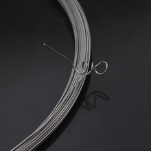 0.6MM-2MM, 20-100M 304 rigid stainless steel wire, Single elevator lofting line, feels more hard, bright and rustproof