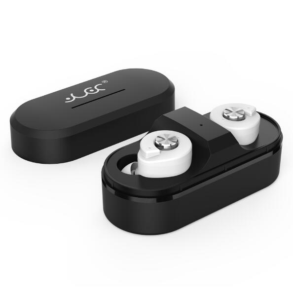 TWS True Wireless Bluetooth Headset Mini Wireless Headphone Earbuds In-Ear Earphones with charging box For Iphone Android