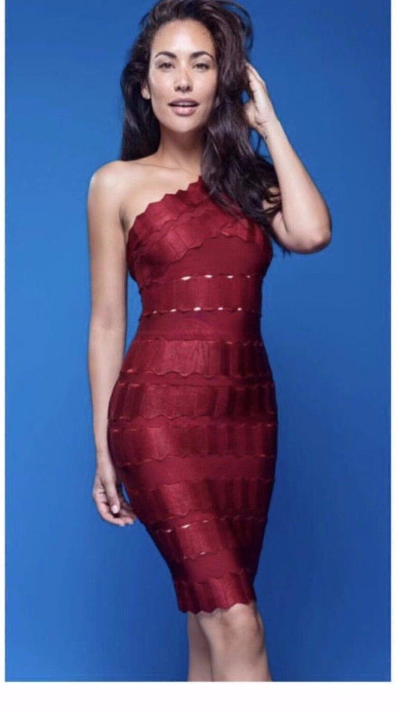 Femmes Vin L Robe Sexy Bourgogne De Date Rose Gros 2018 126 Pour Moulante Bandage En Rouge Noir Vêtements Soirée Viande D'été Automne 5awH0