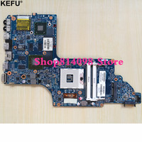 682169 001 682169 501 For HP DV6 DV6 7000 laptop motherboard 48.4ST10.031 GT630M 1G 100% Tested