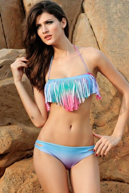 Hot On Sale Sexy Teens Bikini Swimwear