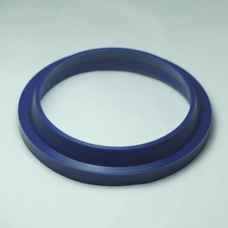 52*64*12 52x64x12 55*69*12 55x69x12 60*74*12 60x74x12 Blue YXJ J Type Wiper Ring Scraper Gasket Pneumatic Piston Rod Oil Seal