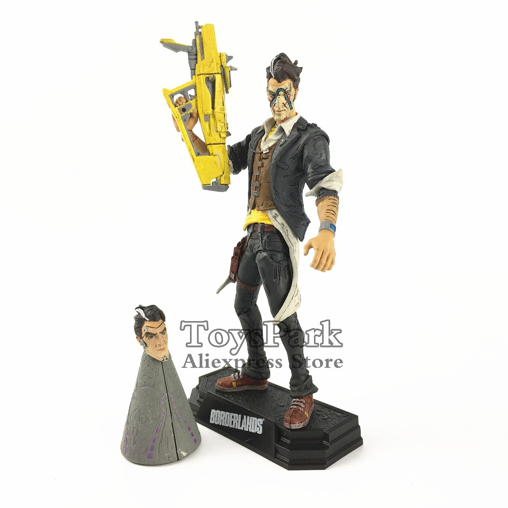Borderlands 2 Handsome Jack Tiny Tina Zero Ninja 7
