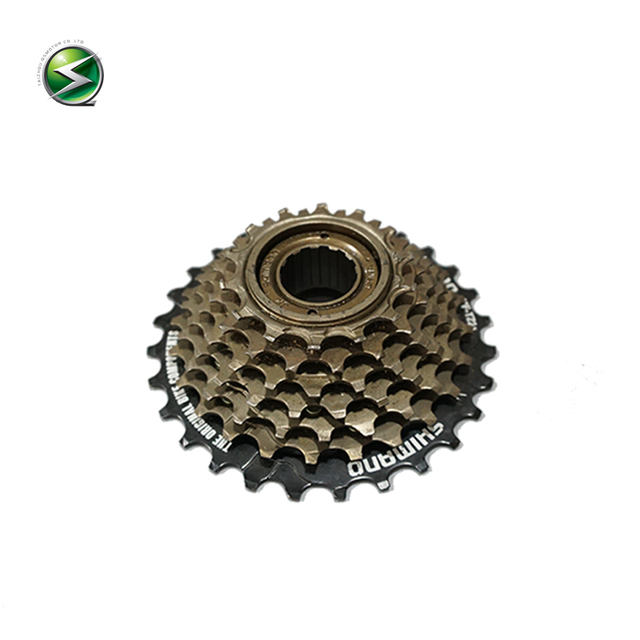 Good Quality Bicycle Parts British English Seven Speed Freewheel For