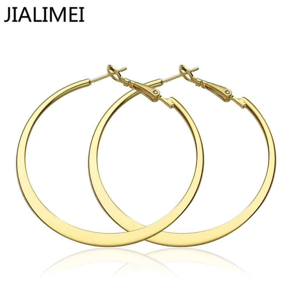 E949-A Wholesale  Nickle Free Antiallergic 18K Real Gold Plated Earrings For Women New Fashion Jewelry