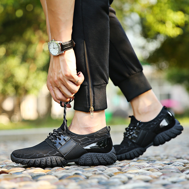 Breathable Shoes Mens/Womens Summer Leather Walking 2016 Waterproof Outdoor Beach Sandals Water for Men