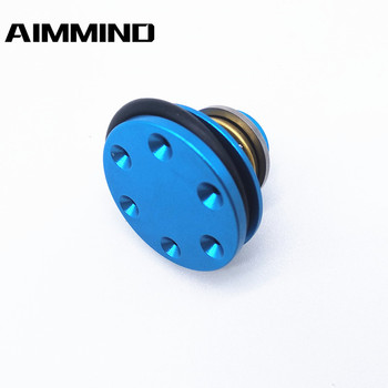 Ball Bearing Piston Head 6 Holes (High-End Version) for Ver.2/3  Airsoft AEG Gearbox (New Type) Paintball Accessories цена 2017
