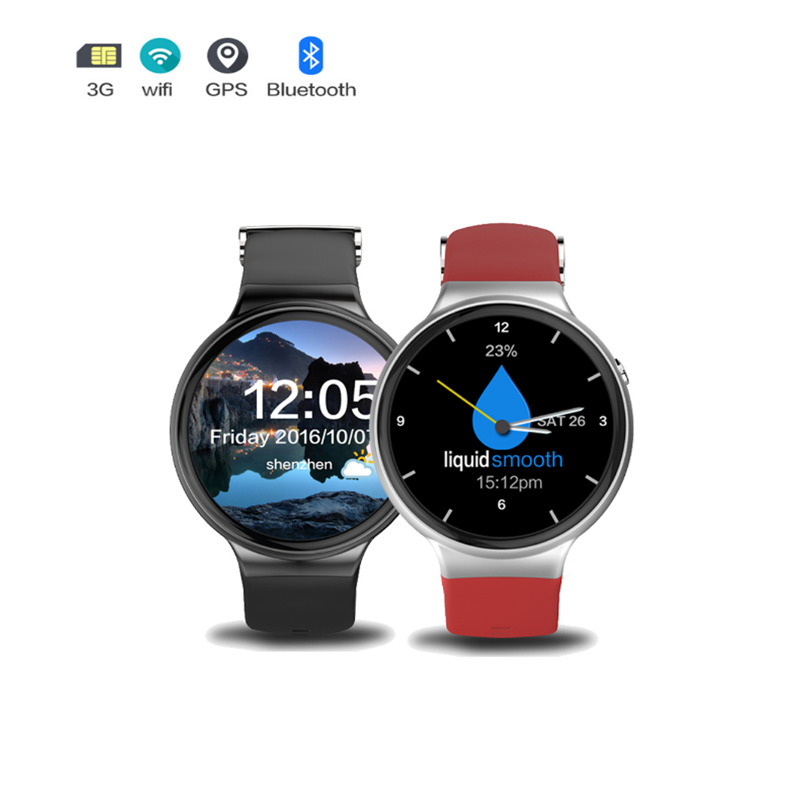 цена I4 Smart Watch Android 5.1 1.39 Display 400*400 3G WiFi GPS 512mb/8gb Bluetooth SmartWatch Clock Phone for Google play/map