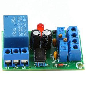 Image 3 - 12vバッテリー自動充電コントローラモジュール保護ボードリレーボードモジュール抗転置スマート充電器ホット販売