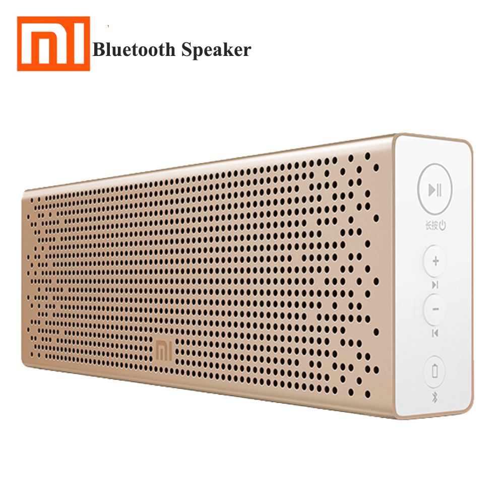 original xiaomi wireless bluetooth speaker soundbox micro sd aux in handsfree call mini portable stereo