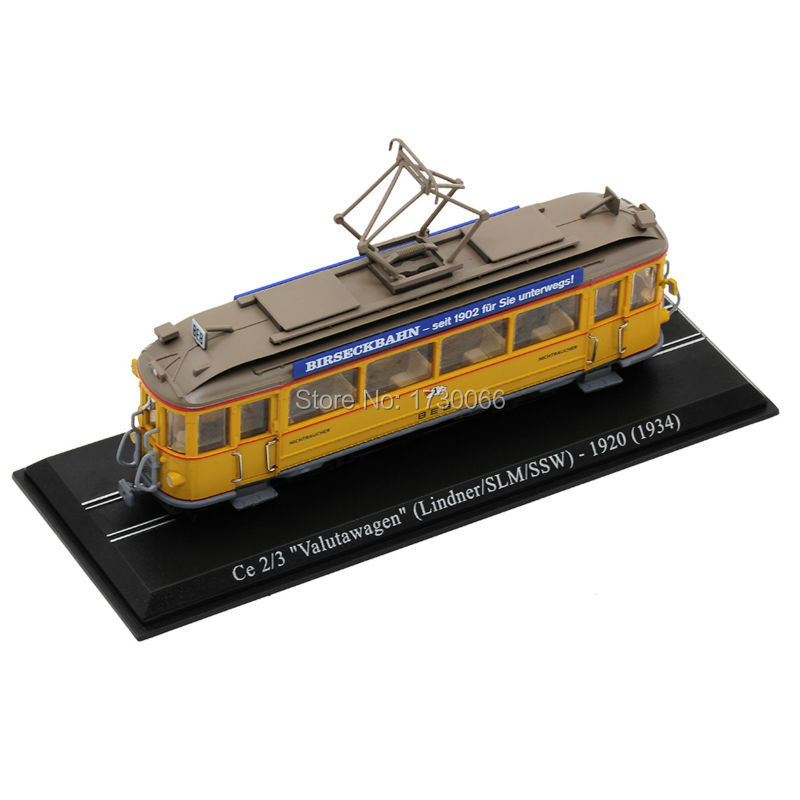 1 87 ATLAS train TOYS ce 2 3 valutawagen lindner slm ssw 1920 1934 Limited tram