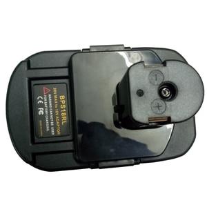 Image 3 - BPS18RL סוללה מתאם עבור שחור & Decker עבור פורטר כבל עבור סטנלי 20 V ליתיום סוללה עבור Ryobi 18 V p108 סוללה סוללות