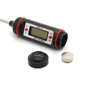 Image 5 - Портативный цифровой кухонный термометр MOSEKO