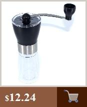 Полуавтоматический кофе ручка машины порошок умный количественный кольцо анти-Летающий Порошковая дробилка количественная чашка
