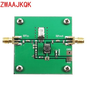 Image 3 - NEW 1PC DC 5 7.2 V 1 2A 433 MHz 5 W Radio frequency amplifier 50*50*15mm