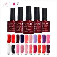 CNHIDS 132 Colors Gel Nail Polish Professional UV Gel Nail Polish Long-Lasting Soak-Off Led Varnish Gel Nail 8ml Nail Lacquer