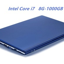 8GB RAM 1000GB HDD Intel Core i7 CPU Laptop 15.6
