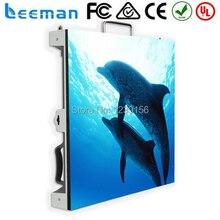 Leeman P6.944mm внутренний из светодиодов видео стена экран литьё под давлением светодиодный дисплей шкаф p6.944 прокат видео стена экран панель доска