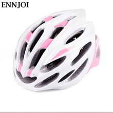 Safety Cycling Helmet Ultralight Bicycle Bike Motorbike Helmet Men Women Integrally-molded Bicycle Accessories