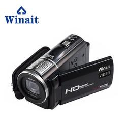 Winait HDV-F5 sd card up to 64GB  full hd 1080p digital video camera