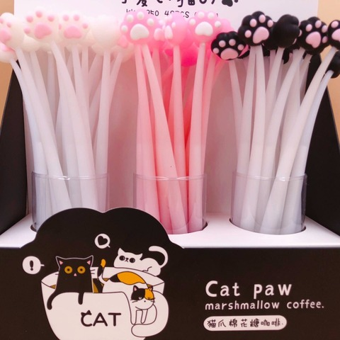 48 unidades pacote criativo balancando gato garra