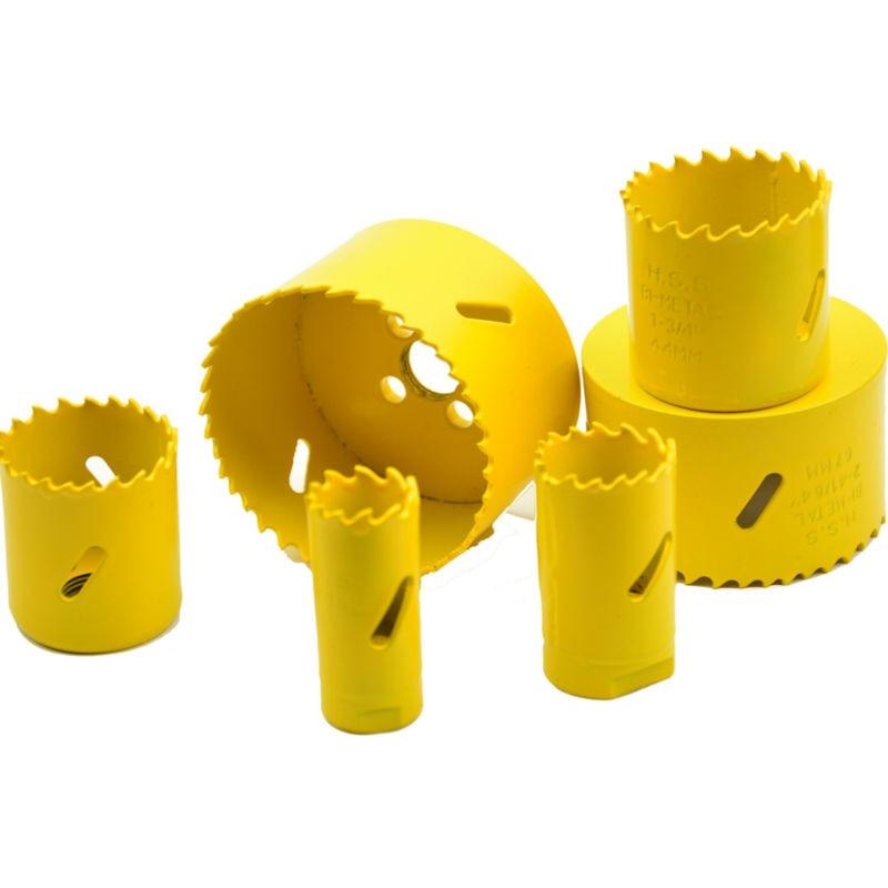35% OFF HSS Bimetal Adjustable Hole Saw Cutter Wood Cutting Holesaw 14mm,16mm,19m,20mm,22mm,65mm,68mm,70mm,73mm,76mm,83mm,92mm