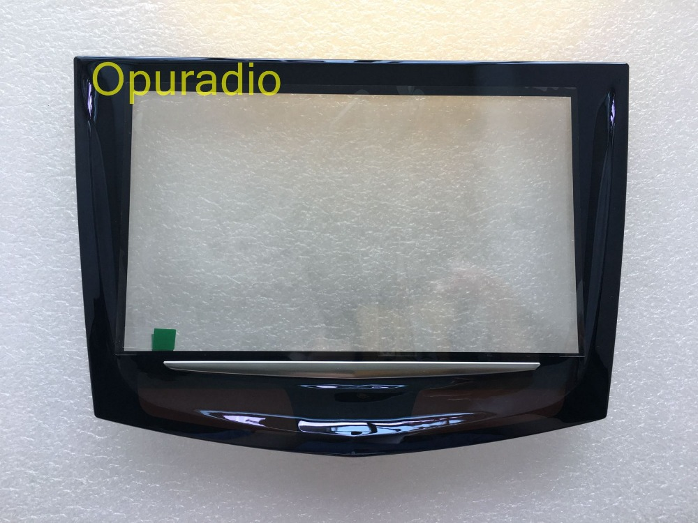 New OEM Factory touch screen use for Cadillac car DVD GPS navigation LCD panel CUE ATX