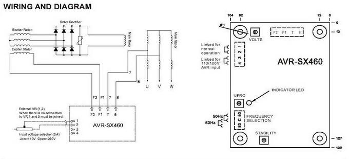 [SCHEMATICS_48DE]  China AVR SX460 bushless geneator automatic voltage regulator|automatic  voltage regulator|avr sx460automatic voltage regulator sx460 - AliExpress | Sx460 Avr Wiring Diagram |  | www.aliexpress.com