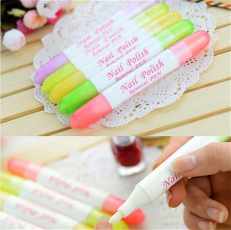Girls Nail Art New Dizains: Aliexpress.com : Buy 1pc New Women Girls Portable Nail Art