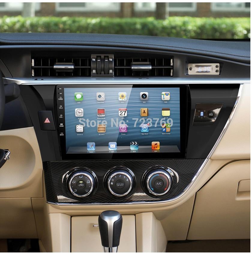 android 7 1 system 2g ram car dvd gps navigation system stereo media player radio for toyota. Black Bedroom Furniture Sets. Home Design Ideas