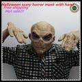 Halloween Horror mask Halloween Full aliens Mask Head Latex Creepy Scary Masquerade Horror Scary Party Mask Halloween Mask