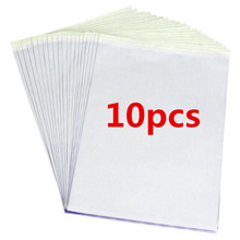 10 Pcs Tattoo Thermal Stencil Transfer Paper