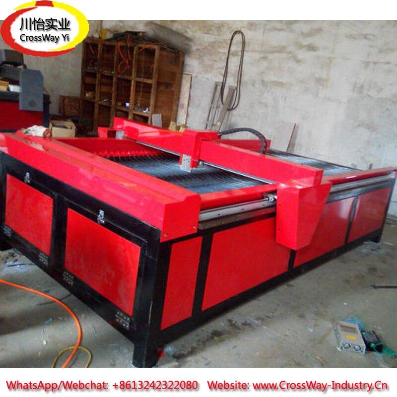 Купить с кэшбэком CnC Plasma Cutting Metal Stainless steel machine 1325