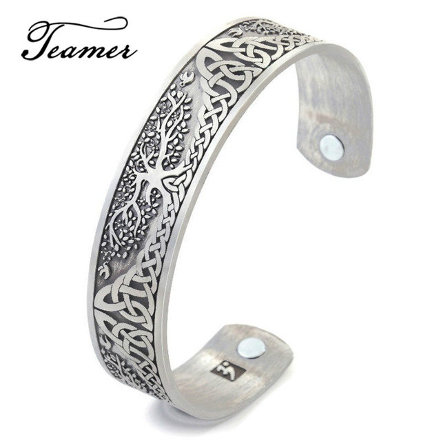 Teamer Tree Of Life Bangles...
