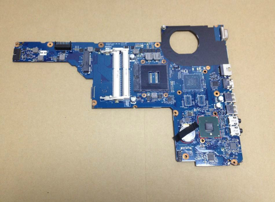 Free shipping ! 639521-001 for HP Pavilion G6 G6-1000 laptop motherboard hm55 ddr3  new 649288 001 intergrated motherboard system board for hp hp pavilion g6 g6z g6 1000