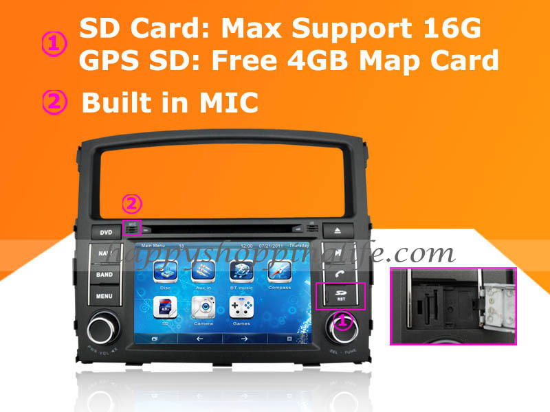 Mitsubishi Map Sd Card
