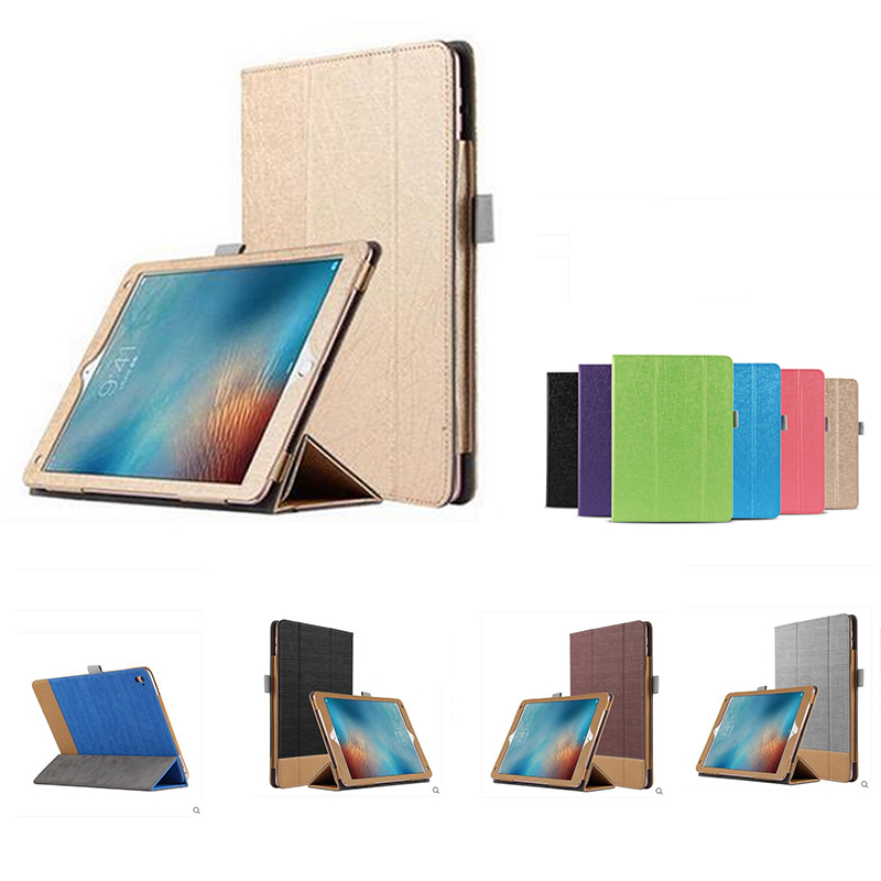 Fashion Luxury Leather Case For iPad Pro 9.7 Case High Quality Flip Cover For iPad Pro Mini 9.7 inch Cover Tablet PC Cover Shell