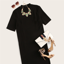 Classic Plus Sized Dress for Women