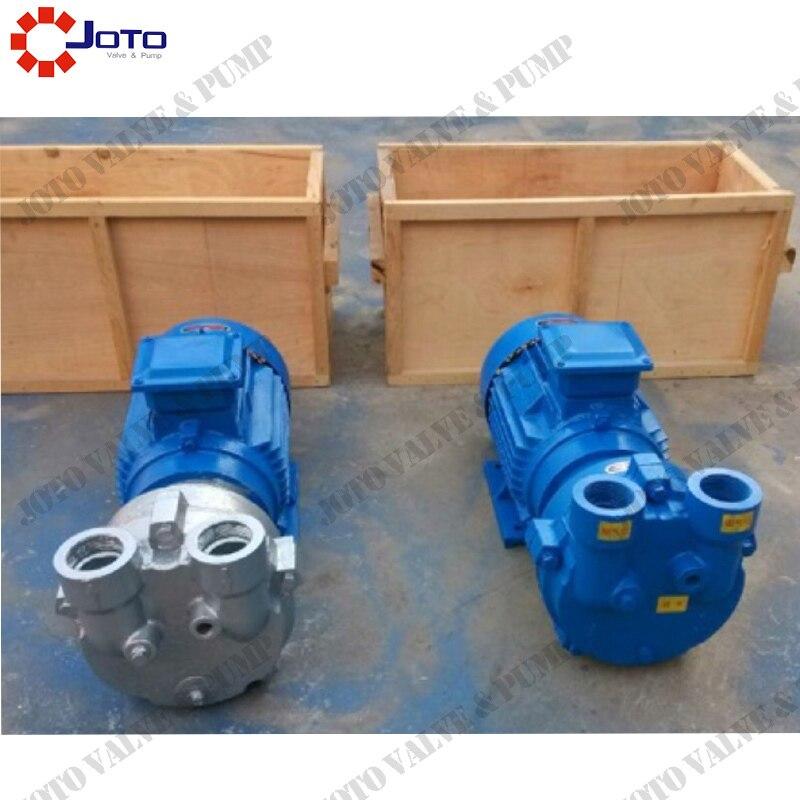 Prezzo a buon mercato 2BV2061 380 v 50 hz Cast di Ferro liquido pompa per vuoto ad anello